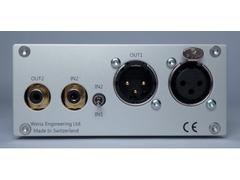 Weiss INT203 - FireWire - AES/EBU - S/PDIF Interface, In/Out