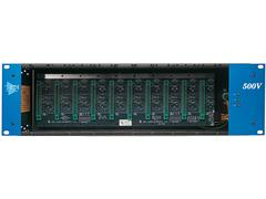 API 500VPR - 10 Slot Rack including Power Supply